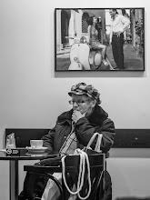Photo: thoughtful...  #street #streettogs #streetphotography #shootthestreet  #blackandwhite #blackandwhitephotography #bw #monochrome  #monochromeartyclub #monochromephotography