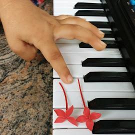 Sweet music by Vahini Deva N - Babies & Children Hands & Feet
