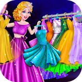 Royal Princess Makeover and Dress up Game
