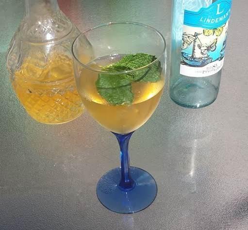 Mint & Honey Wine Recipe