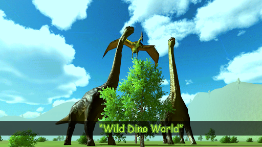 Real Dinosaur Simulator Games u2013 Dino Attack 3D 1.4 screenshots 6