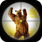 Bear Hunting - Wild Animal Sniper 3d Shooting 2018