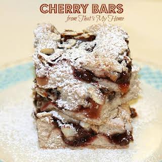 Cherry Bars.