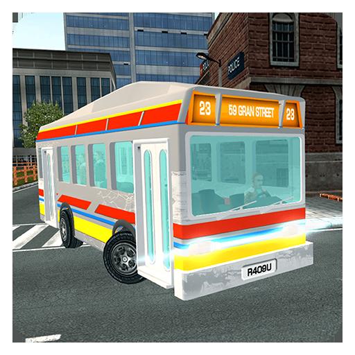 模擬App|市内バスシミュレータ2017 LOGO-3C達人阿輝的APP