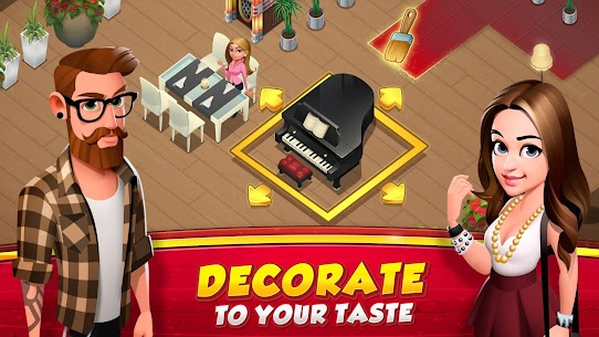 World Chef MOD (Instant Cooking) 4