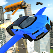 Ultimate Flying Car Simulator Android APK Download Free By Game Pickle