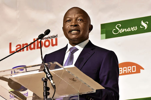 Land of plenty: South Africans must remember that the country is vast and the soil is rich, deputy president David Mabuza said at a Heritage Day event in Kokstad, KwaZulu-Natal. Picture: JAIRUS MMUTLE/GCIS