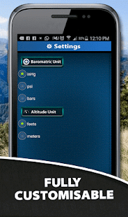 Perfect Altitude Meter Android Apps On Google Play - Elevation measurement app