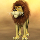 Talking Luis Lion