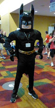 Photo: This guy wore this costume for the entire convention.  I wonder if he actually slept in it?  Still, it is cool.