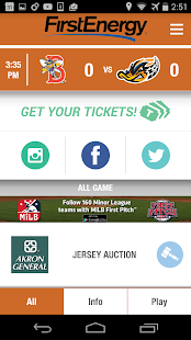 MiLB Inside The Park- screenshot thumbnail