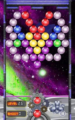 android Blaze Bubble Shooter Screenshot 1