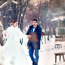Wedding photographer Arkadiy Glukhenkikh (photoark). Photo of 06.11.2015