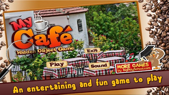 8 - New Free Hidden Object Games Free New My Cafe - náhled