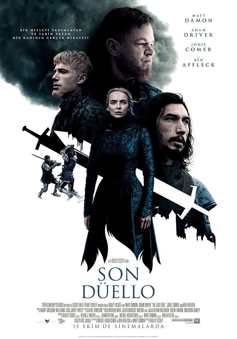 Son Düello - The Last Duel (2021)