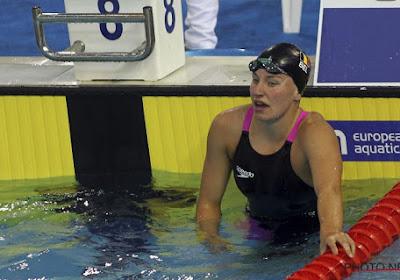 Déception pour Juliette Dumont au 50 mètres nage libre