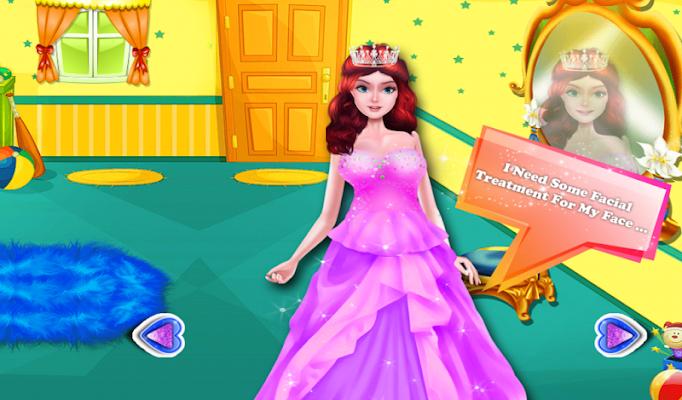 Charming Princess Makeup - screenshot