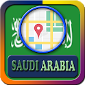 Saudi Arabia Maps icon