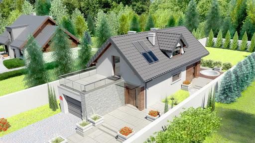 projekt Dom przy Migdałowej 3