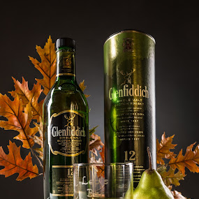 My favorite Scotch by Eric Bureau - Food & Drink Alcohol & Drinks ( glenfiddich 12 ans, bouteille )