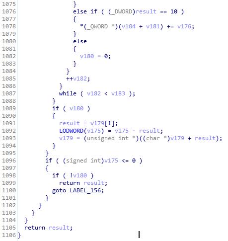 Word-based Malware Attack