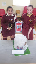Photo: Fifth Class Winners of History Project