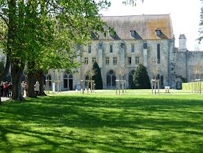 Photo: Abbaye cistercienne de Royaumont