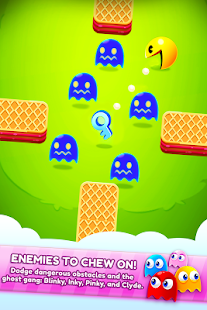 PAC-MAN Bounce Android apk