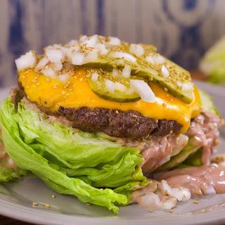 Big Smack Cheeseburger Salad.
