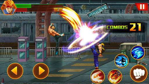 Street Boxing kung fu fighter 1.0.0 screenshots 10