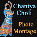 Chaniya Choli Photo Montage icon