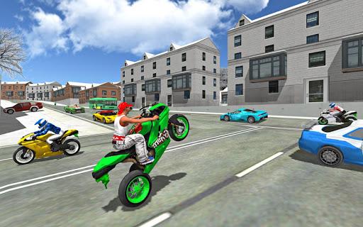 Real Gangster Simulator Grand City apkpoly screenshots 12