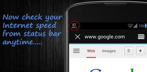 speed data