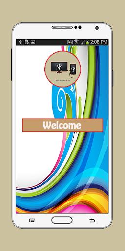 Phone Connect to tv-(usb/hdmi/mhl/otg connector) screenshot 1