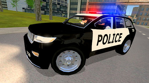 Police Chase - The Cop Car Driver  screenshots 3
