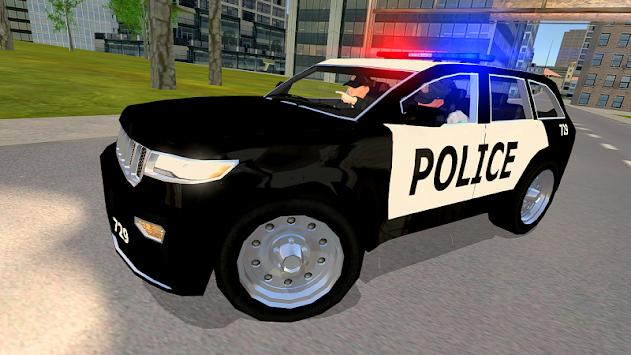Police Chase - The Cop Car Driver APK screenshot thumbnail 3