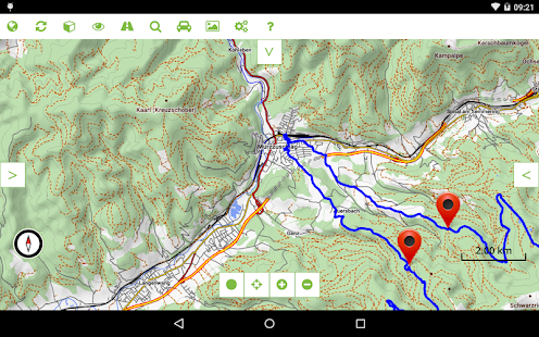 Cartograph Map Viewer- screenshot thumbnail
