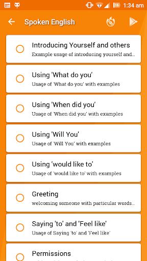 English Grammar Ultimate 5.0 screenshots 3