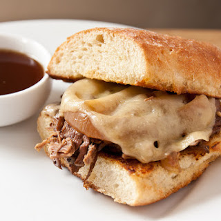 French Dip Sandwiches au Jus.