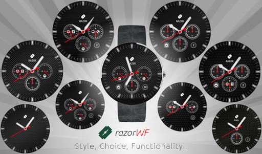 razorWF Wear Watch Face