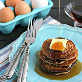 Plantain Pancakes.