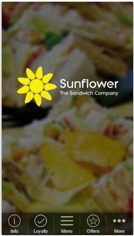 android Sunflower Sandwich Co Screenshot 0