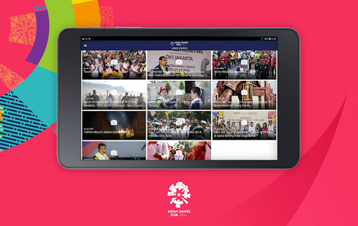 18th Asian Games 2018 Official App 1.0.2 screenshots 16