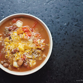 Mexican Soup by Charlee.