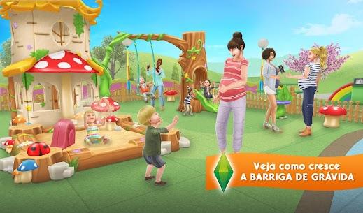 The Sims FreePlay Apk Mod (Dinheiro Infinito) 2