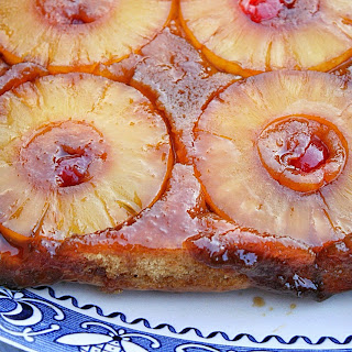 No Brown Sugar Pineapple Upside Down Cake Recipes
