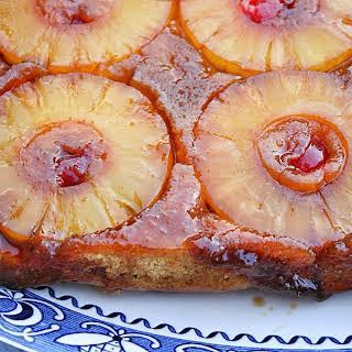 No Brown Sugar Pineapple Upside Down Cake Recipes.