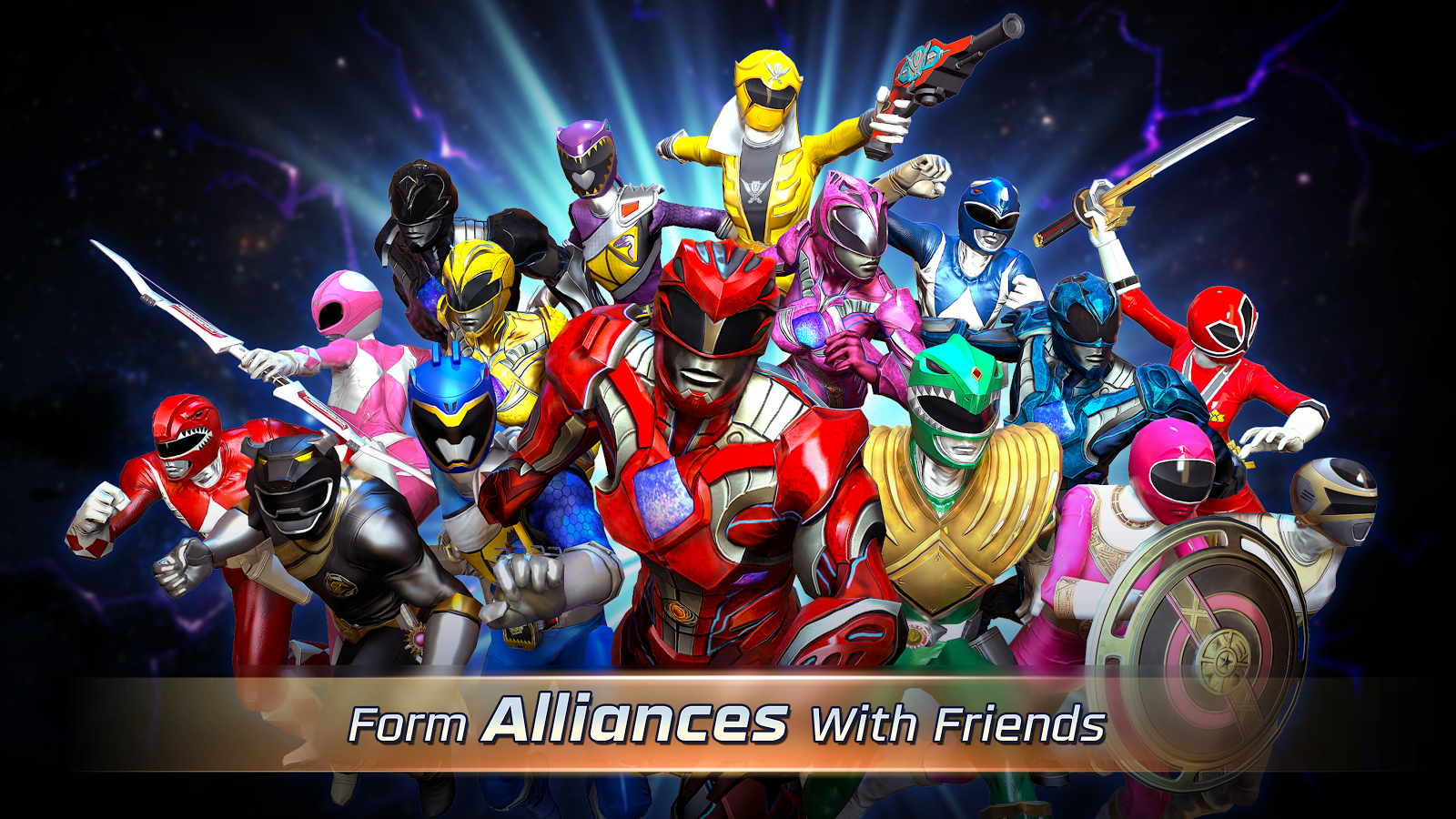 Image result for Power Rangers: Legacy Wars