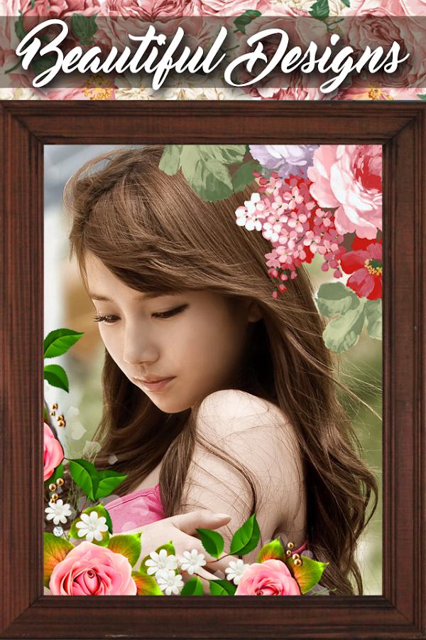 Blumen-Fotorahmen – Android-Apps auf Google Play