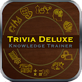 Trivia Deluxe - Knowledge Trainer - Study & Quiz.